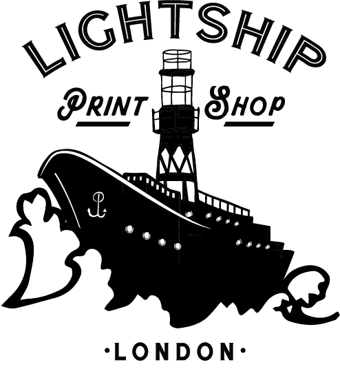 Lightship Print Shop London